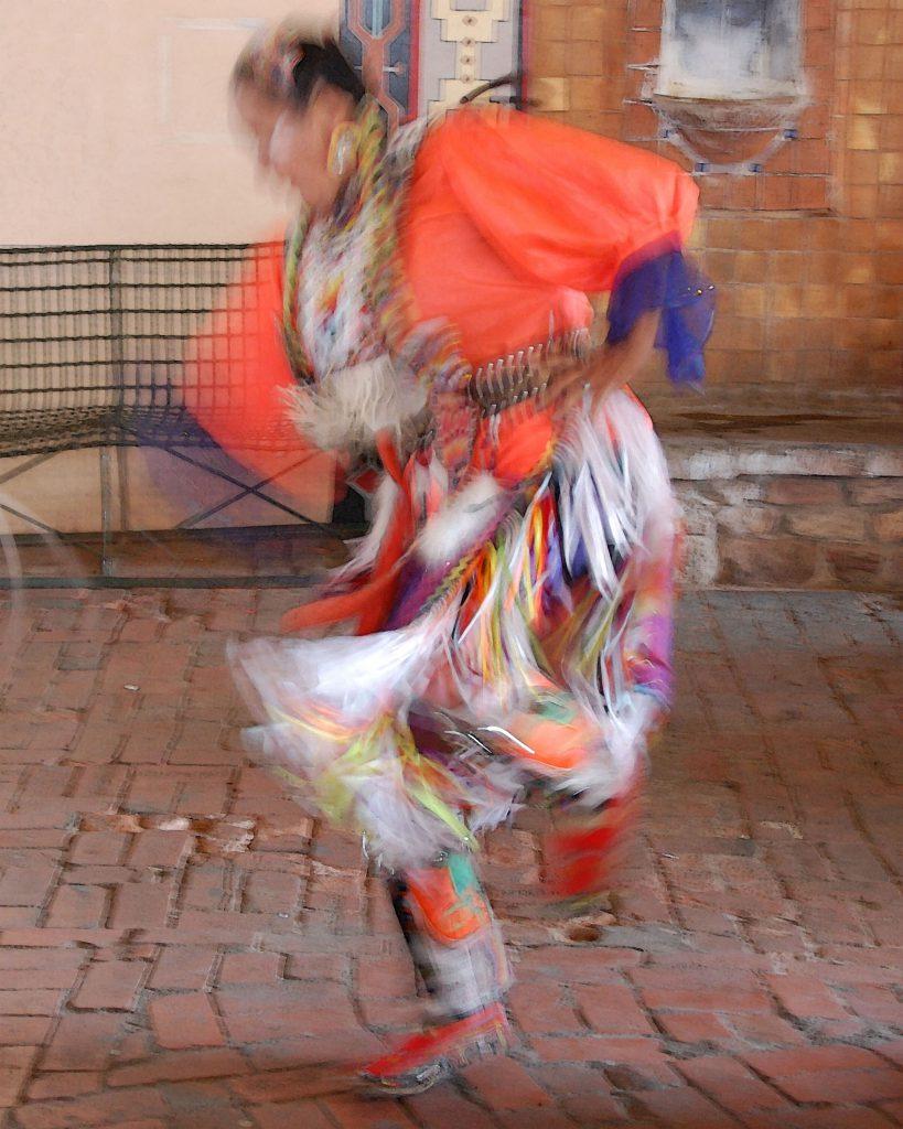 Elvirah in Motion Manitou by Rhonda Van Pelt | Manitou Springs, CO