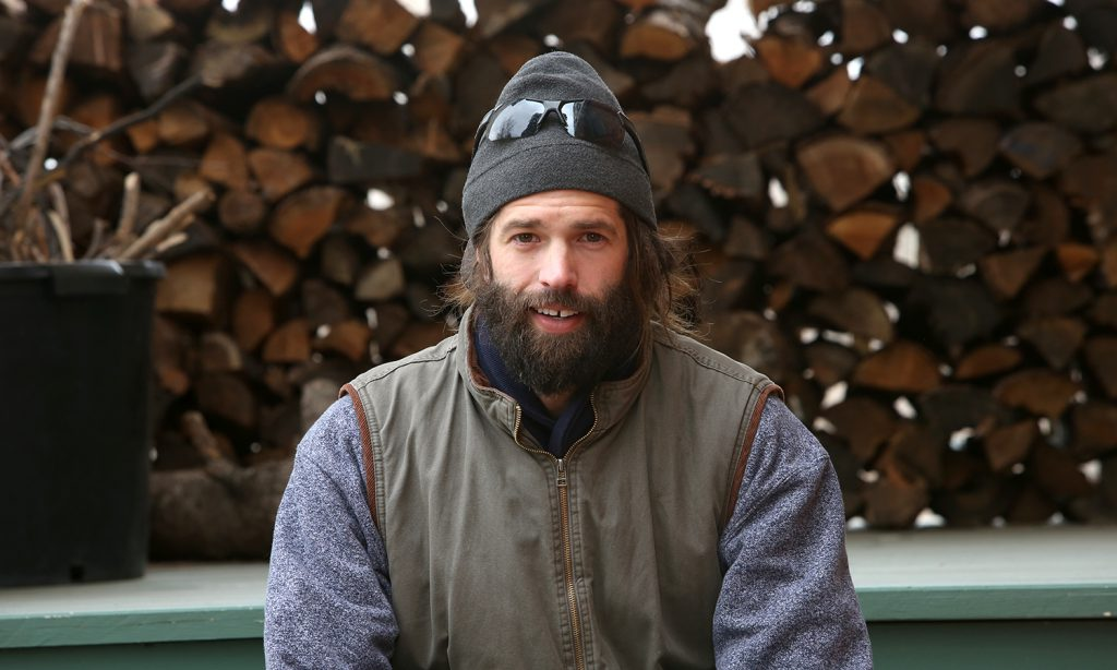 Jeremy Tackett   Biodynamic Agriciulture in Manitou Springs, CO
