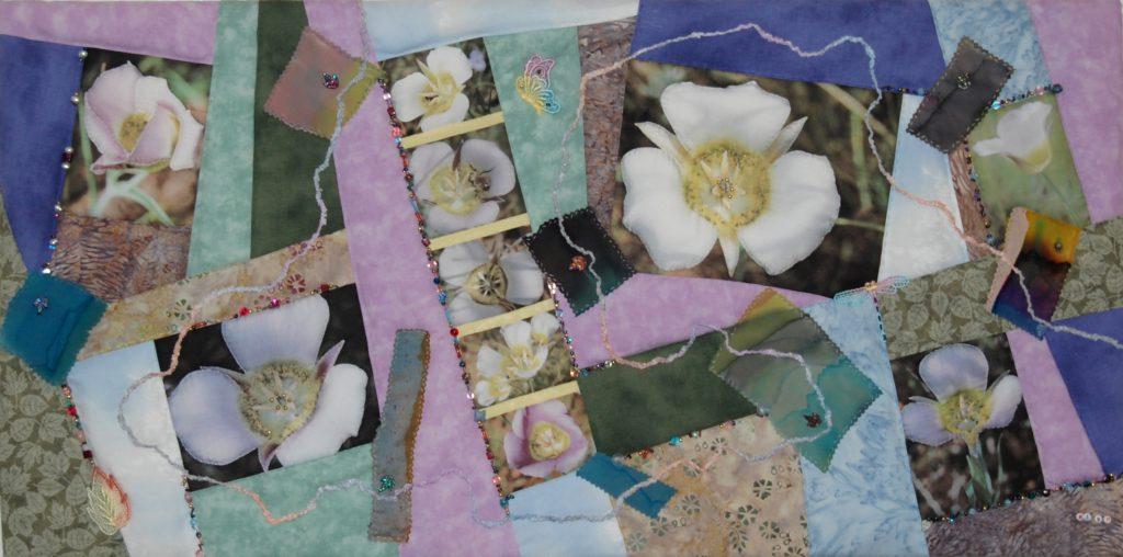 Mariposas photo quilt by Rhonda Van Pelt | Manitou Springs, CO