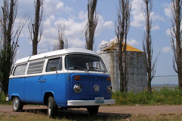 Boio the VW Bus