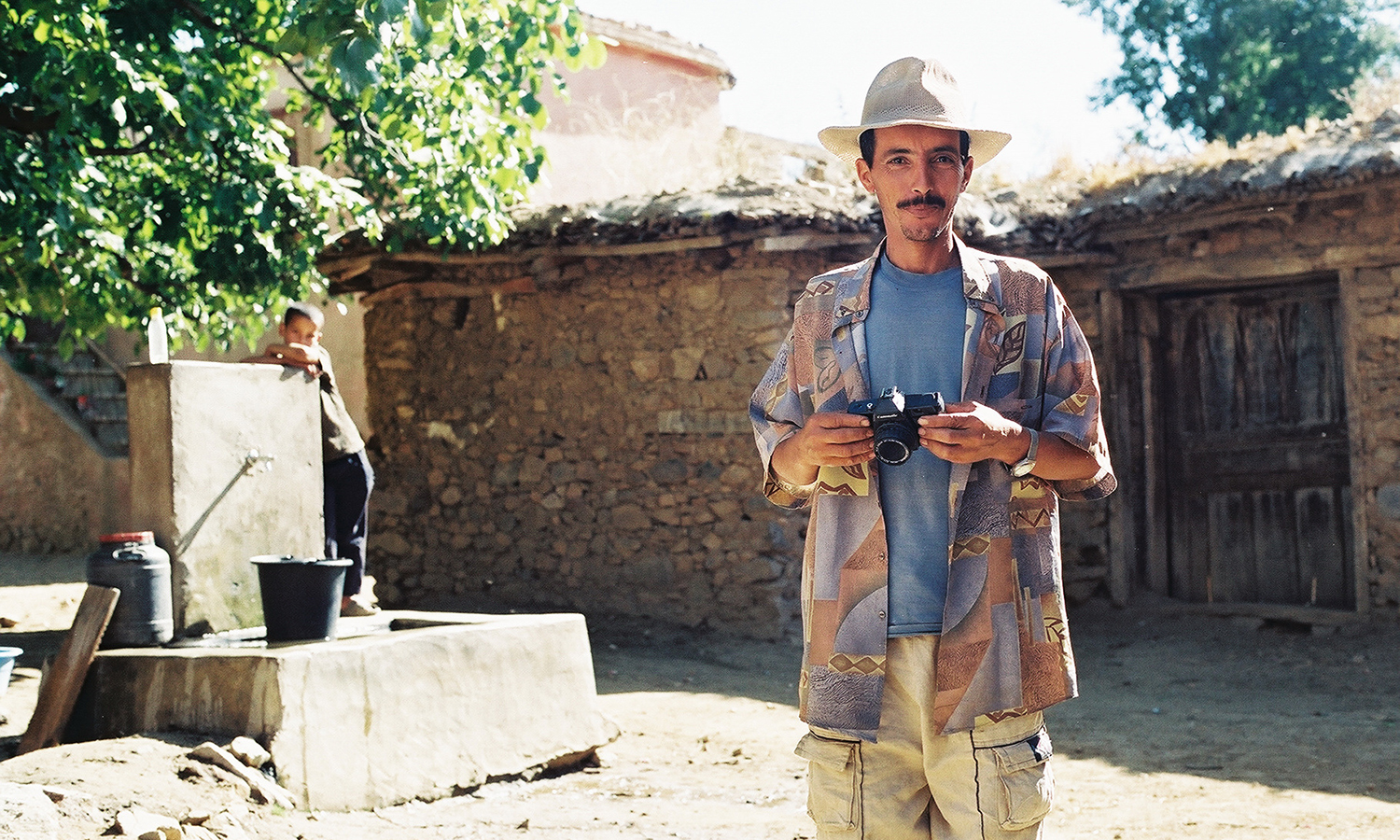 Village Photographer in Morocco | Photo by Adam Williams, Humanitou