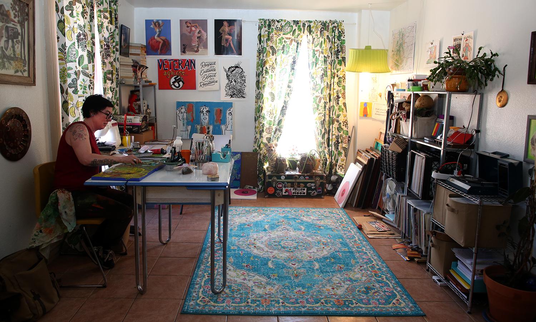 KJ Becker | Expressive Art Peer Support