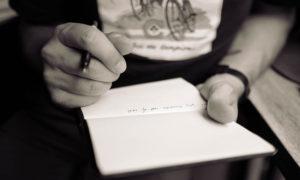 Off the Mat: Writing Yoga | Humanitou