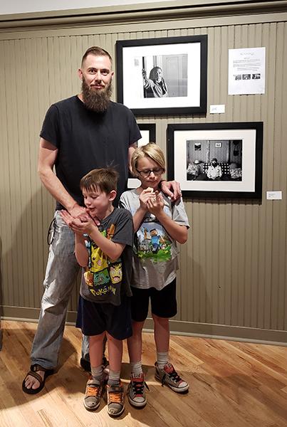 Humanitou on Exhibit at Manitou Art Center