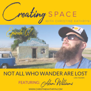 Humanitou Interview on the Creating Space Podcast EP67