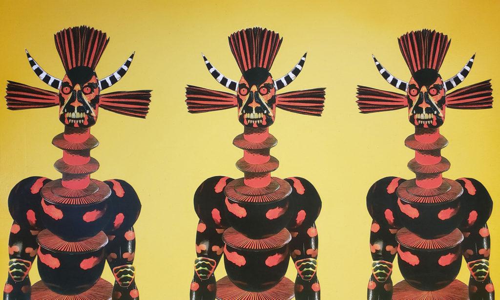 Robyn Sean Peterson, Collage Art | Humanitou