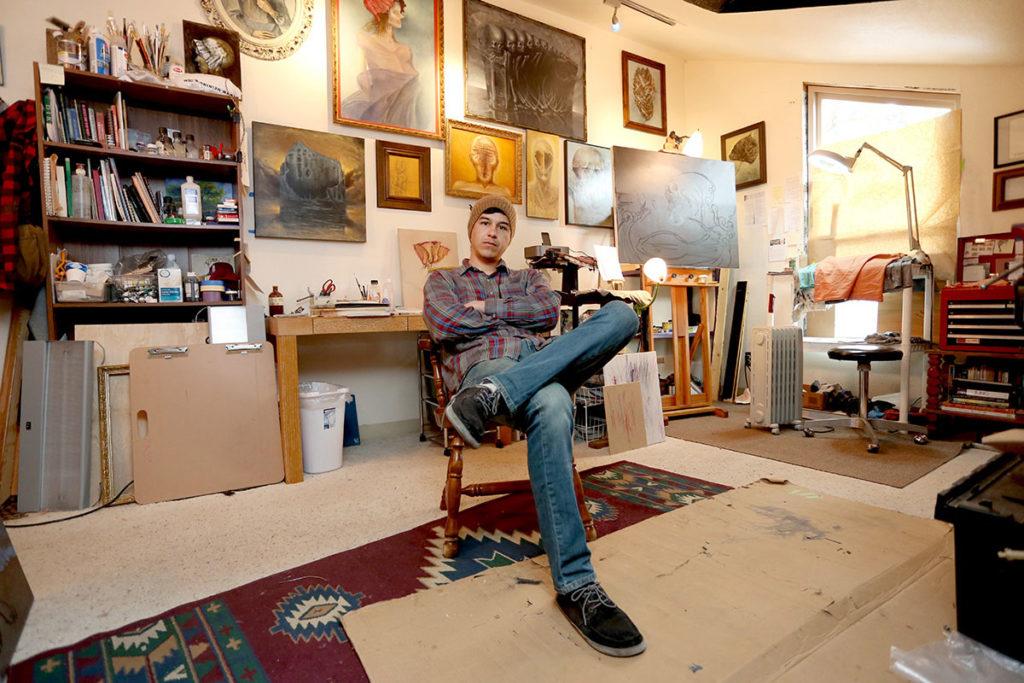 Ramón Aguirre, Artist | Humanitou