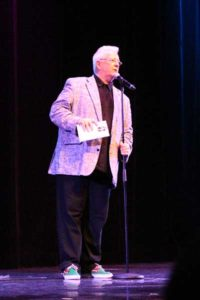 Jeff Harms, Comedian   Humanitou