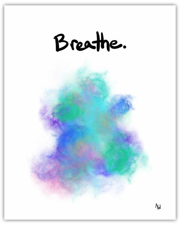 """Breathe"" by Adam Williams | Humanitou"