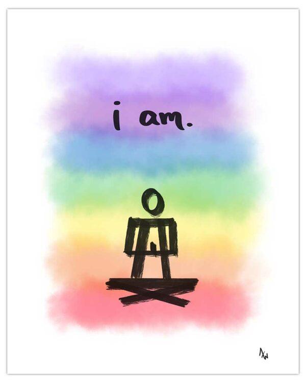 I Am (Cakras)   Humanitou