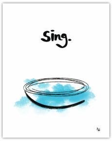 """""""Sing"""" by Adam Williams 