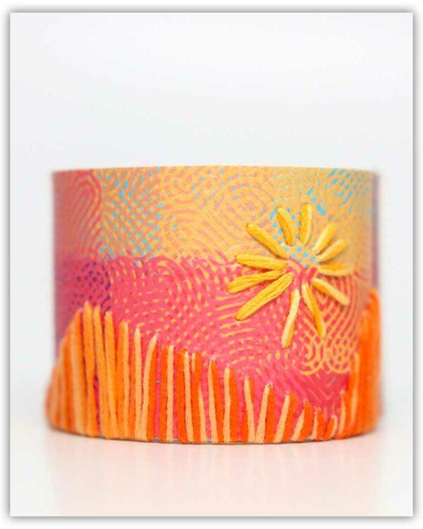 """Sunshine"" Cuff by Becca | Humanitou Shop"