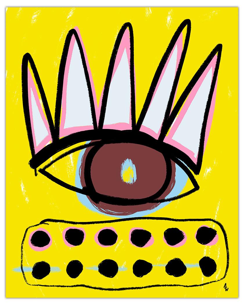 """Perception/King I"" by Adam Williams | Humanitou"
