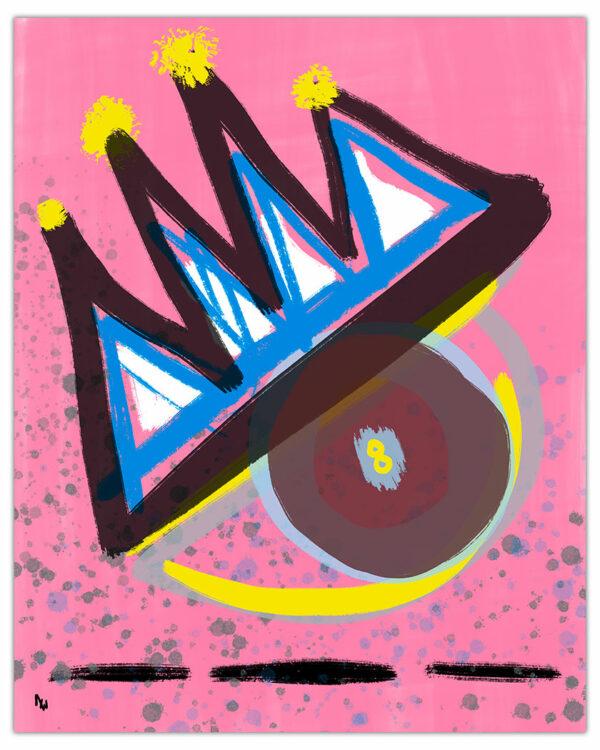 """Perception/King II"" by Adam Williams   Humanitou"