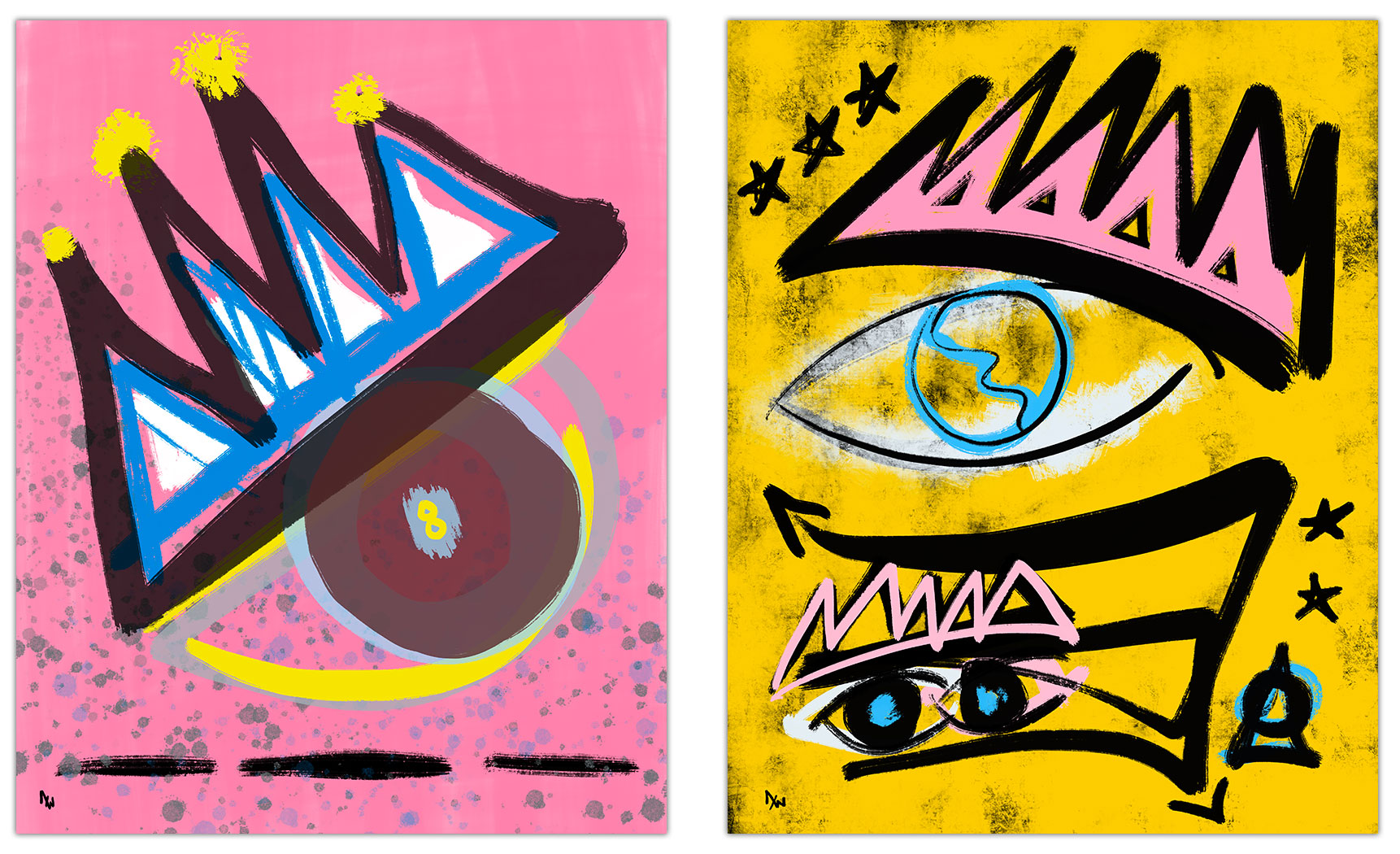 """Perception/King II & VI"" by Adam Williams | Humanitou"