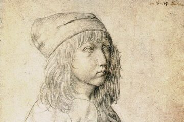 Albrecht Durer, Self-Portrait at Thirteen, 1484 | Humanitou