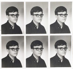 Larry Waite, in highschool | Humanitou