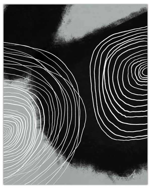 Topography I by Adam Williams | Humanitou Art